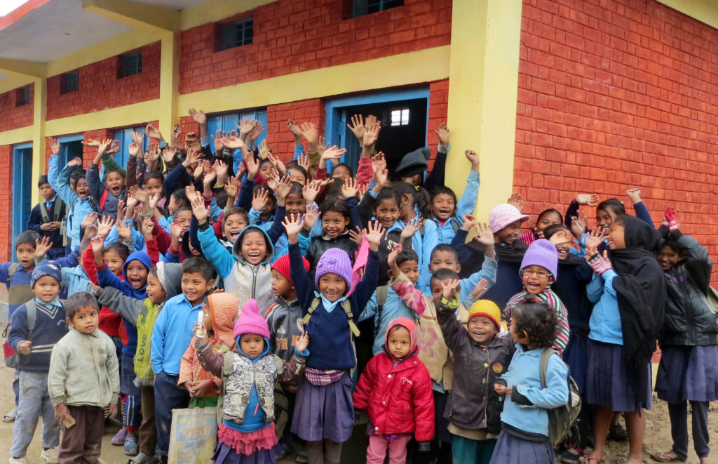 Nepal 700th School