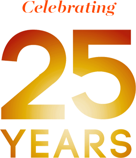 Celebrate 25 Years