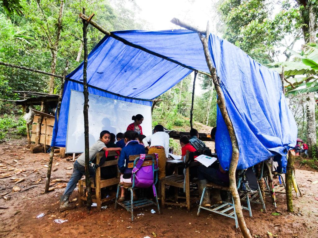 Palto Alto, Nicaragua - Old Classroom