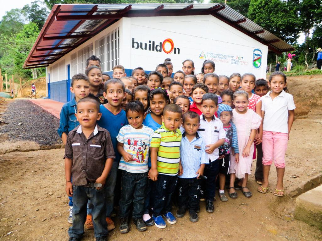 Palto Alto, Nicaragua - New buildOn School