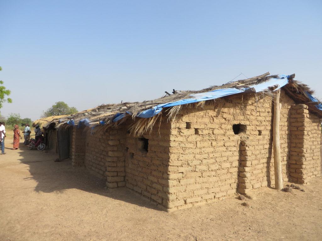 Kamsandin, Burkina Faso - Old Classroom
