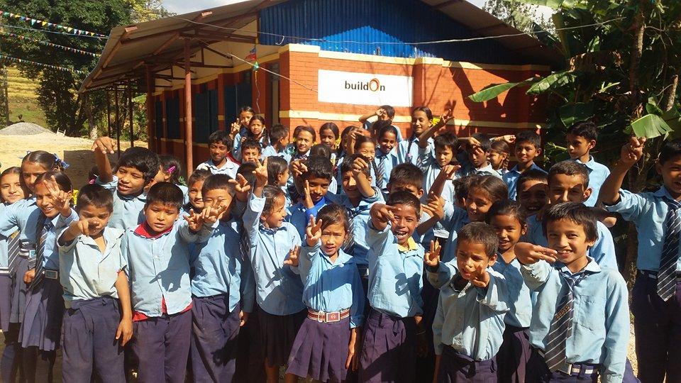 Ratmate, Nepal - New buildOn School