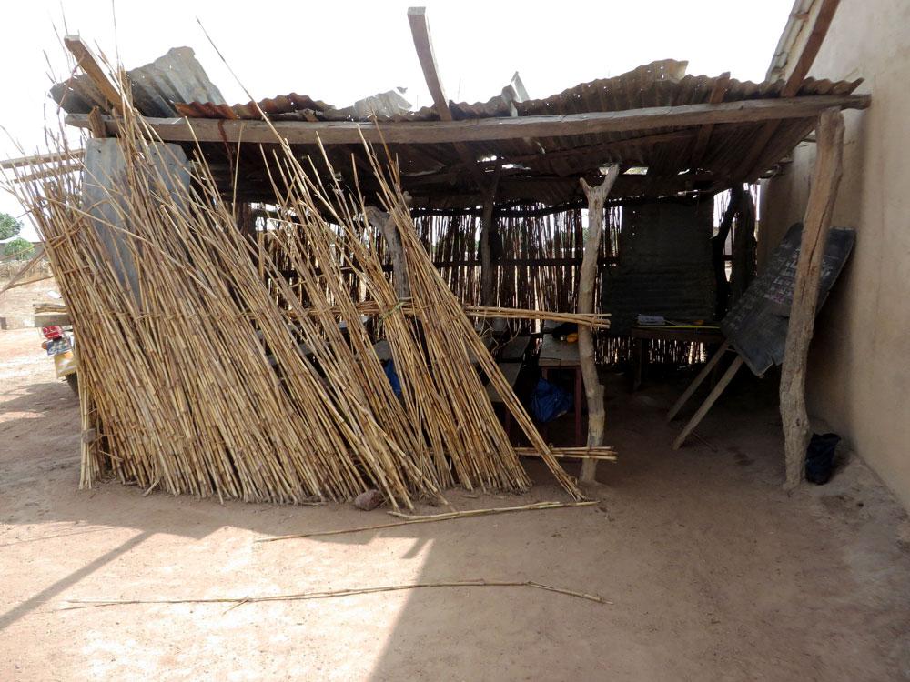 N'grefiana, Mali - Old Classroom