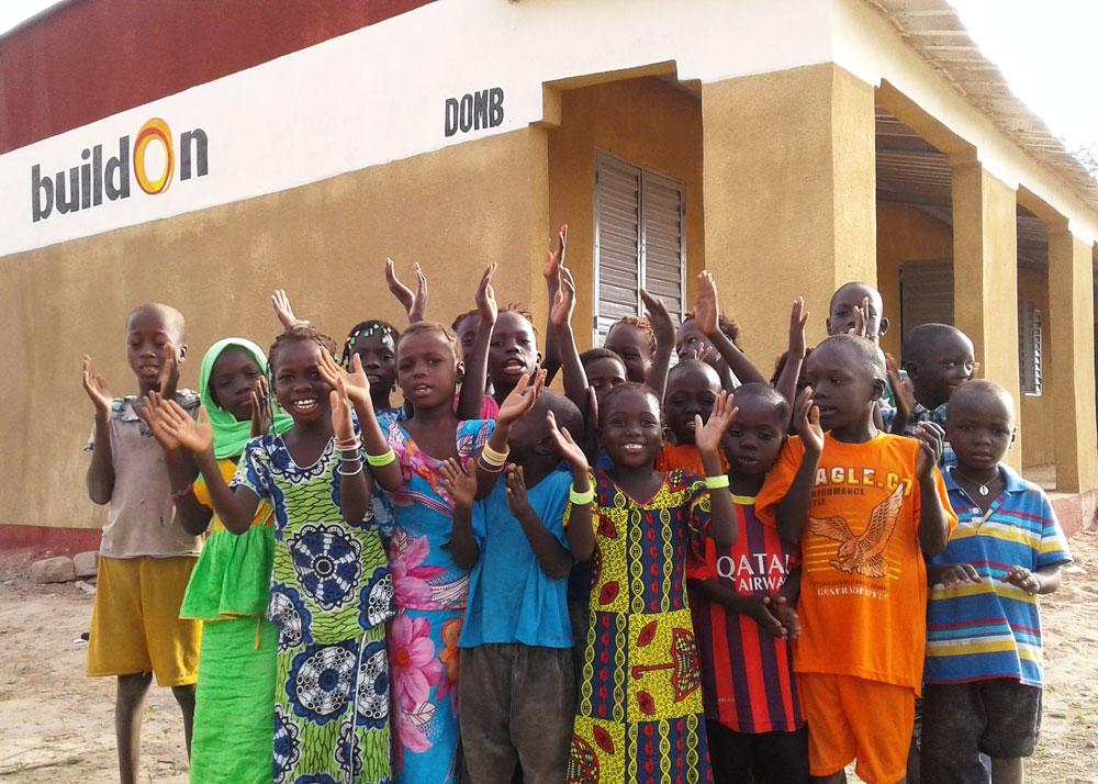 Domb, Senegal - New buildOn School