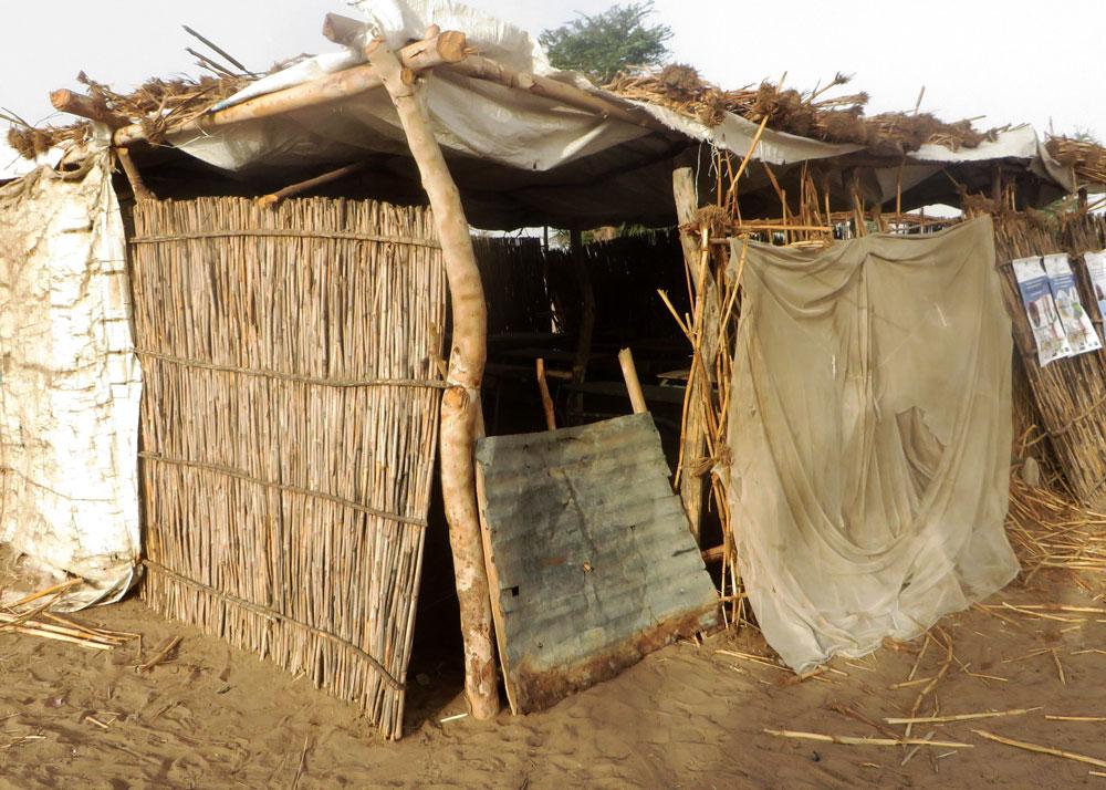 Domb, Senegal - Old Classroom