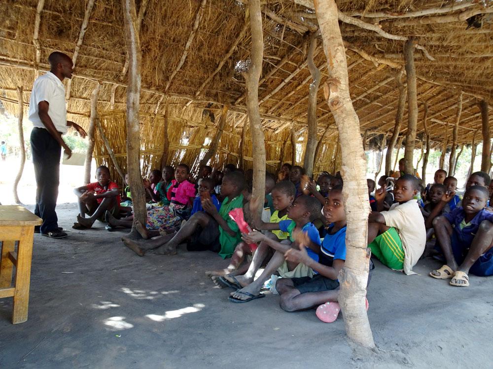 Zumani, Malawi - Old School