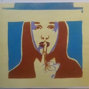 GLS- shhh woman