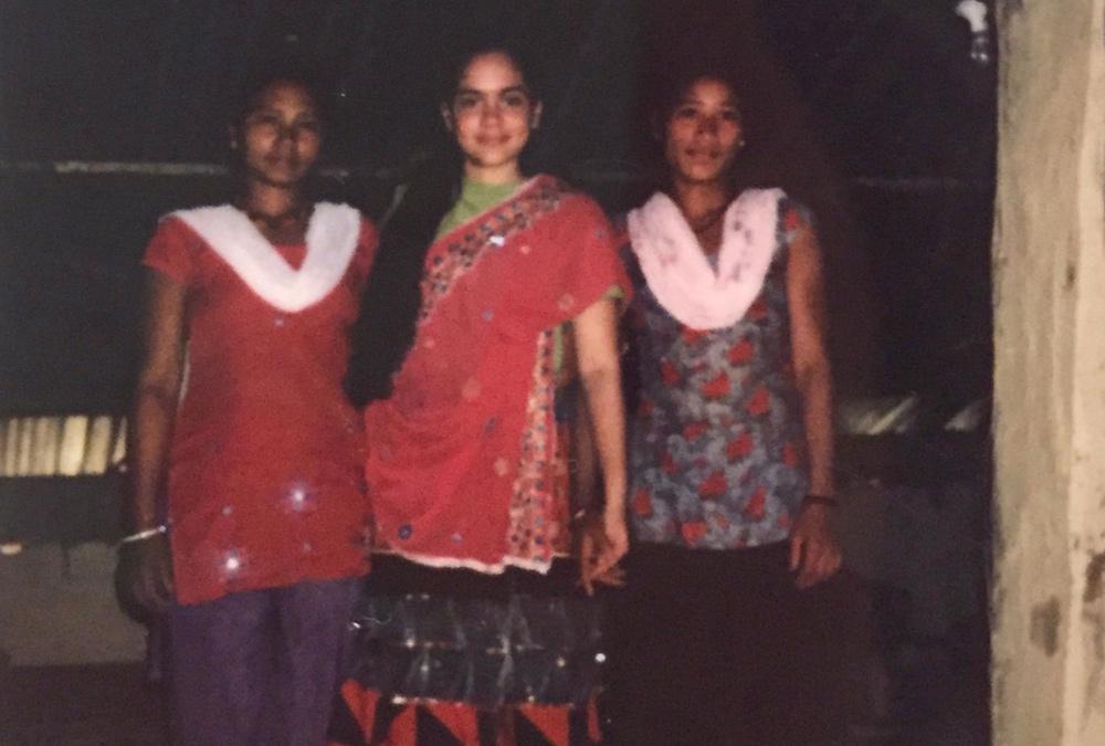 Nepal Host Mom Polaroid Photoshoots