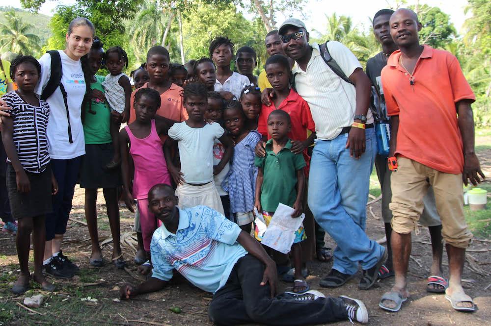 Sorangel Haiti Friends