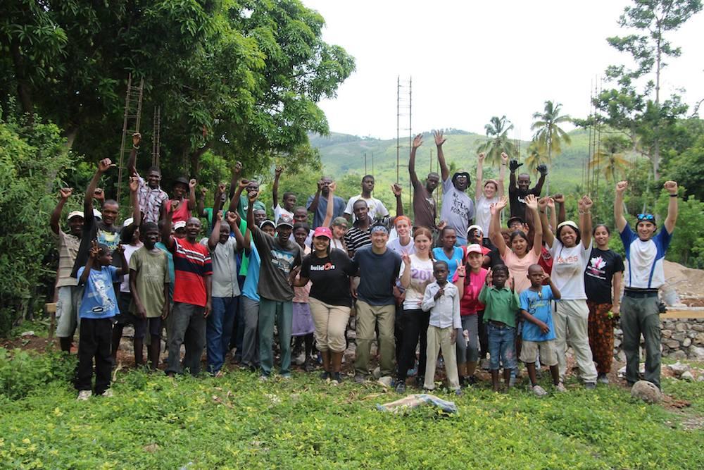 Team Pic Haiti