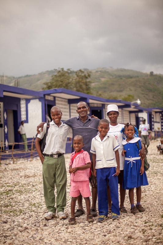 haitian family vertical