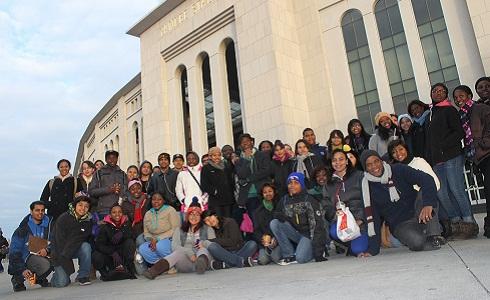 MLK Day Service